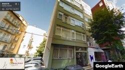Истанбулда Башкортстан сәүдә вәкиллеге урнашкан бина. Адресы: Şimşirci sok., No. 5, Cihangir Beyoğlu, İstanbul