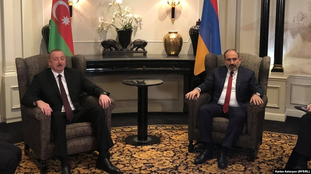 Pashinyan, Aliyev underline importance of building up an environment conducive to peace - OSCE Minsk Group