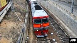 Поезд, иллюстративное фото