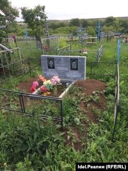 Могилы молокан и православных