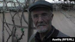 Активіст кримськотатарського національного руху Алі Кадиров