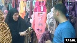 أجواء العيد في أسواق بعقوبة