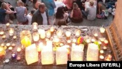 La Munchen, după atacurile de vineri