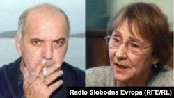 Petar Luković i Mirjana Miočinović
