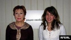 Элла Полякова и Любовь Ежелева