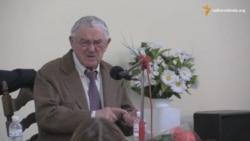 Колишній працівник Радіо Свобода презентував свою книгу про Київ