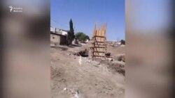 Gəncədə 160 evin sökülməsinə başlanıb