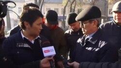 Активисттер президентке петиция тапшырышты
