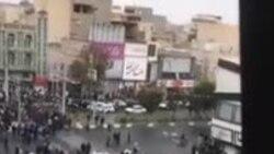 پنجمین روز اعتراضها در ایران، شهریار، استان تهران