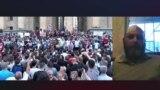 Рассказ пострадавшего во время протестов в Тбилиси