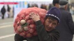 Без перекупщиков и контролеров: как в Алма-Ате проходят ярмарки еды по минимальным ценам