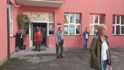 Гласање на изборите во Северна Митровица