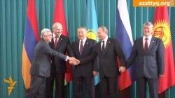 """Лукашенко: Кыргызстан """"не пожалеет"""" о вступлении в ЕАЭС"""