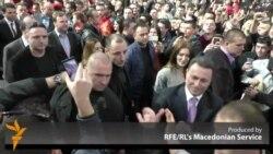 Груевски - Нема избори, името не го даваме, преодна влада може само без нас