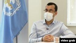სიდარტა დატა, ჯანდაცვის მსოფლიო ორგანიზაციის ევროპის ოფისის იმუნიზაციის და ვაქცინებით მართვადი დაავადებების პროგრამის მენეჯერი