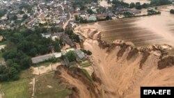 Поражения от наводненията в Германия