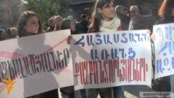 ՀԱԿ-ի ակտիվիստների ազատազրկման դատավճիռը մնաց անփոփոխ