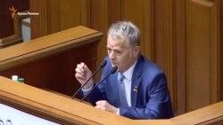 ВРУ не затвердила рекомендації з реінтеграції Криму