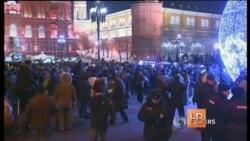 Алексей Навальный задержан по пути к Манежной площади