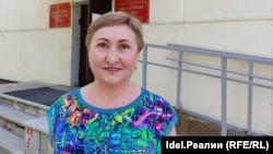 Ilmira Bikbayeva (file photo)