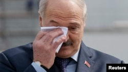 Аляксандар Лукашэнка. Архіўнае фота