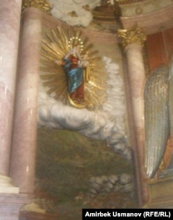 Ыйык Мариянын панносу. 6-ноябрь 2011