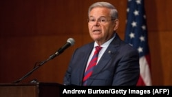 Bob Menendez (Democrat-New Jersey), the ranking member of the U.S. Senate Foreign Relations Committee, is concerned about the consequences of a nuclear arms treaty with Russia expiring.