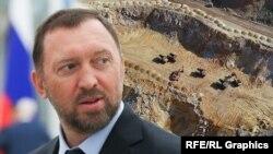 Компанія Дерипаски видобуває унікальні кварцити на Сумщині, який потім через його ж заводи у вигляді кремнію потрапляє на підприємства російської оборонки