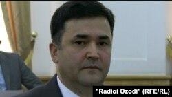 Ҷамшед Каримзода, муовини вазири молияи Тоҷикистон