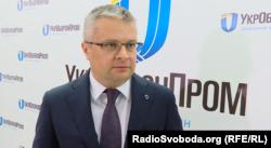 Роман Романов, генеральний директор Державного концерну «Укроборонпром»