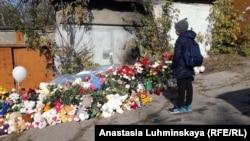 Мемориал Лизы Киселевой в Саратове