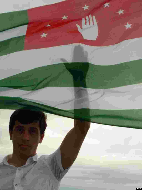 Абхазия отмечает годовщину признания Москвой #11