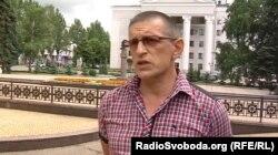 Співробітник громадської організації «Союз Амікус» Юрій Осипов