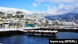 Yalta, tasviriy fotoresim
