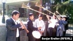 Узбекская свадьба. Иллюстративное фото.
