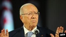 Tunisian Prime Minister Beji Caid Essebsi