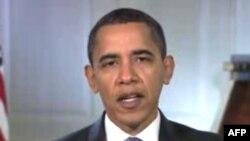 Од видео пораката на Обама