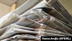 Novine, ilustrativna fotografija