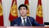 Garaşsyz parlament deputaty Žanar Akaýew