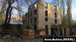 Дом под снос, окраина Заводского района Саратова