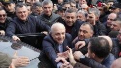 Վրաստանի նախկին վարչապետ և ՆԳ նախարար Վանո Մերաբիշվիլին ազատության մեջ է