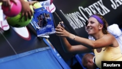 Вікторыя Азаранка на Australian Open