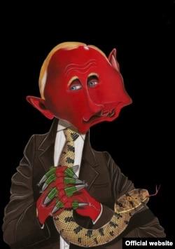 Карикатура колумбійського карикатуриста Гуачо
