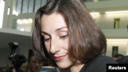 Екатеріне (Ека) Згуладзе, архівне фото