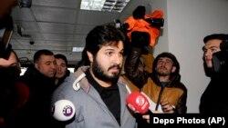 Турецко-иранский бизнесмен Реза Зарраб.