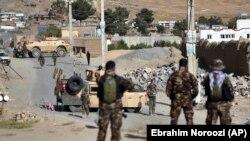 Afganistanske specijalne snage, fotoarhiv