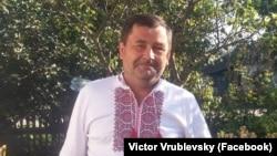 Виктор Врублевский, житель Славянска