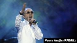 Dino Merlin: Koncert u dvorani Arena u Beogradu