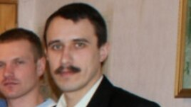 Belarusian opposition activist Paval Seviarynets