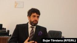 Petrit Gashi - Drejtor i Agjencisë së Privatizimit